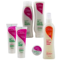 Pack complet activateur de boucles - Cheveus frisés à crépus