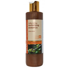 Coffea & Shea Revitalizing Shampoo