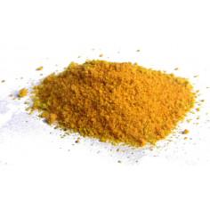 Poudre d'écorce d'orange