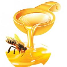 miel en poudre