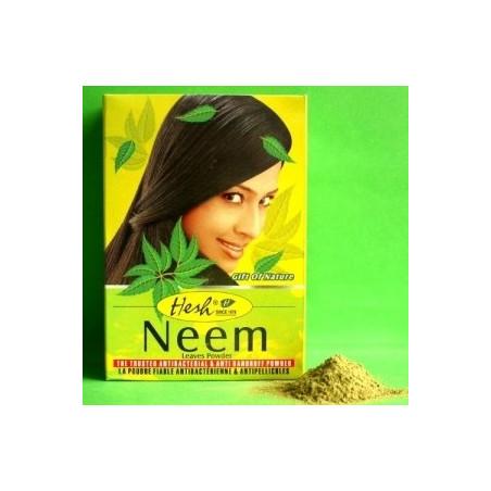 Poudre de feuilles de neem