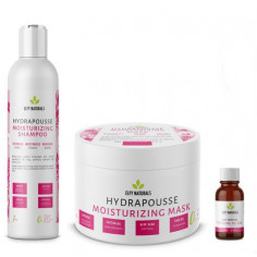 Trio : Pack Shampoing & Soin Réparateur HYDAPOUSSE