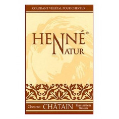 Henne Natur Chatain