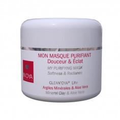 Mon Masque Purifiant « Douceur & Éclat » CLEAN'OYA® LITE