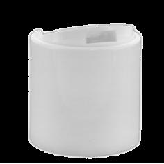 Bouchon Disc-Top Blanc 24/410