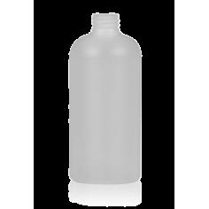 Flacon naturel 500ml HDPE