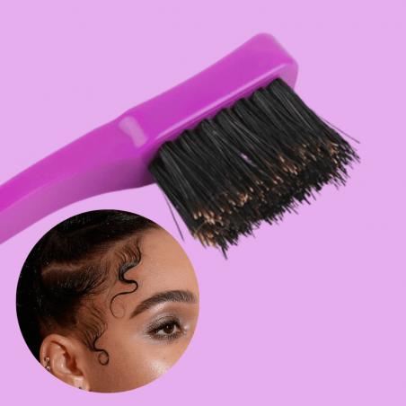 Brosse baby hair en poil de sanglier