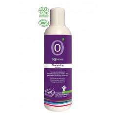 Shampoing bio cheveux secs et très secs