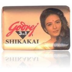 Shampoing au shikakai 3 en 1