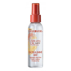Argan oil Gloss and shine mist