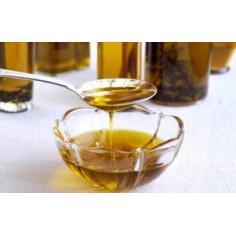 Bain d'huile pour cheveux secs