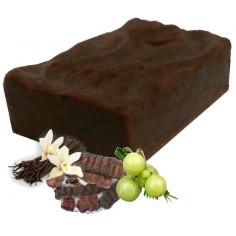 Shampoing au shikakai et amla parfumé à la vanille