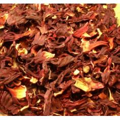 Fleurs d'hibiscus (Calices)