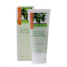 Neem & Black Soap Skin Recovery Facial Cleanser