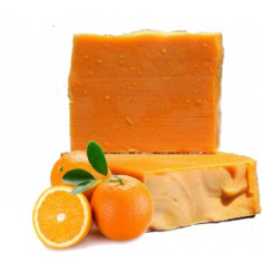 Savon Karité Orange douce
