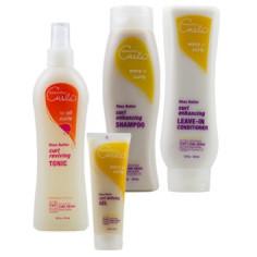 Pack de Soin pour cheveu Ondulés à frisés