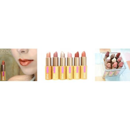 Baumes et rouges à lèvres ZAO